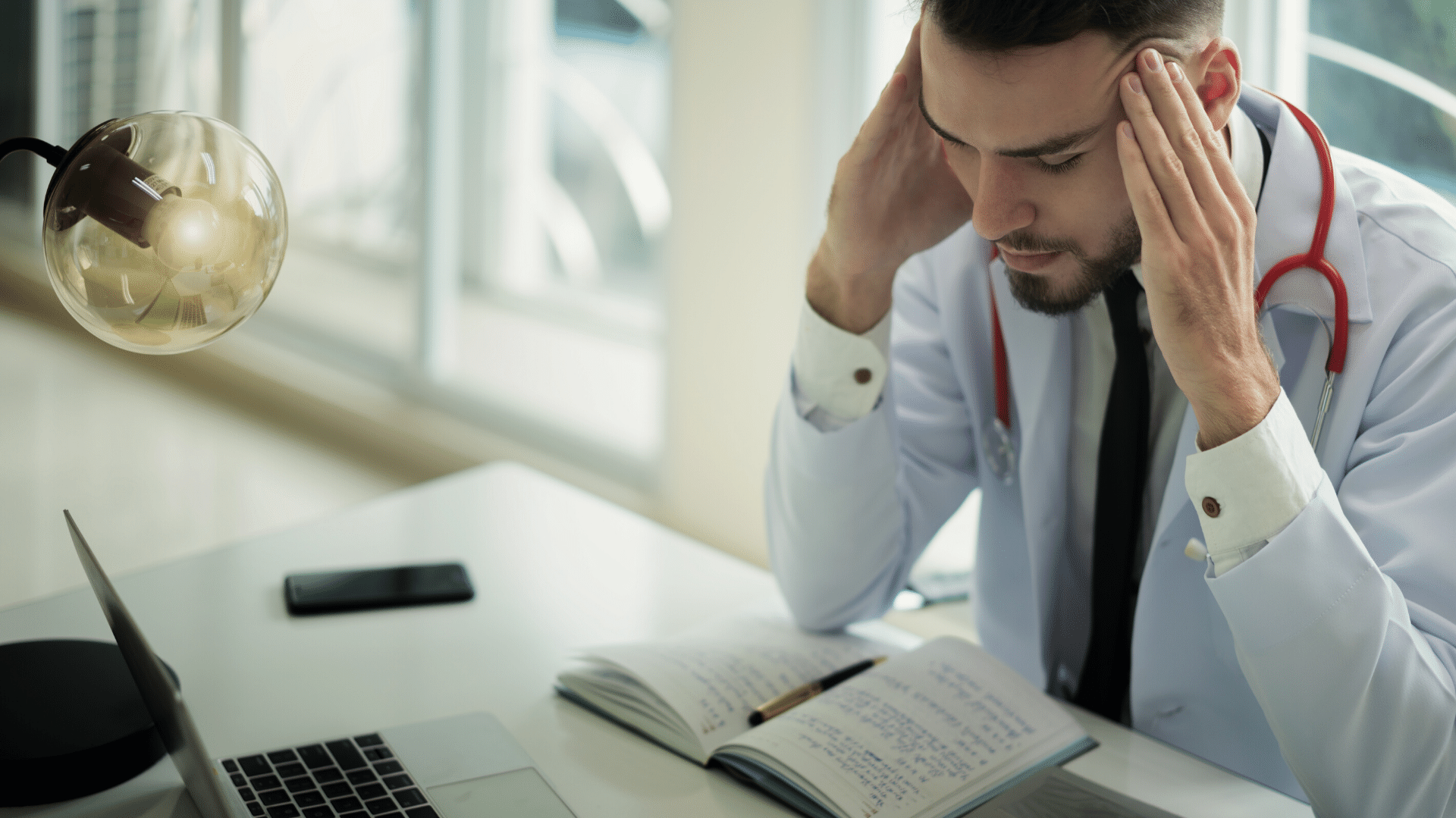 EHR dissatisfaction and physician burnout